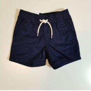 Baby Gap Infant Boy Shorts Size 6-12 Months Blue